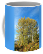 Rosehips And Cottonwoods Coffee Mug