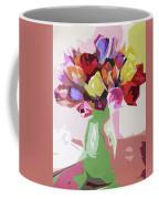 Rosemary's Tulips Coffee Mug