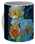 Roses Aglow Coffee Mug
