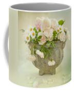 Roses And Daisys Coffee Mug