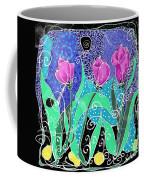 Roses And Lemons Coffee Mug