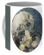 Roses And Orchids Coffee Mug