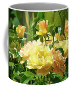 Roses Art Prints Rose Garden Flowers Giclee Prints Baslee Troutman Coffee Mug