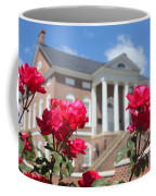 Roses At The Court House 2 Coffee Mug