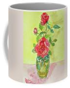 Roses For Dorothy Coffee Mug