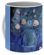 Roses For Him Painting Coffee Mug