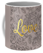 Roses For Love Coffee Mug
