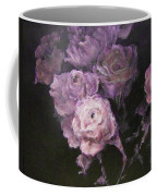 Roses In Mauve Coffee Mug