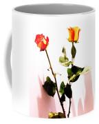 Roses In The Light Coffee Mug