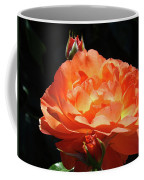 Roses Orange Rose Flowers Rose Garden Art Baslee Troutman Coffee Mug