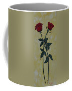 Long Stem Roses Coffee Mug