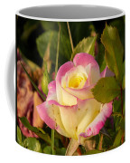 Roses Warm Hearts Coffee Mug