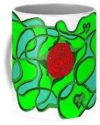 Roseybud Coffee Mug