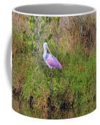 Rosie The Spoonbill Coffee Mug