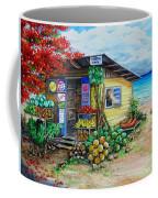 Rosies Beach Cafe Coffee Mug