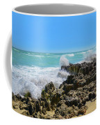 Ross Witham Beach Hutchinson Island Florida Coffee Mug