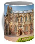 Rosslyn Chapel Panorama Coffee Mug