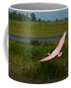 Rosy Soar 61 Coffee Mug