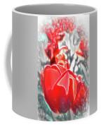 Rosy Swirl Coffee Mug