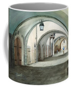 Rothenburg Backstreet Coffee Mug