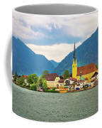 Rottach Egern On Tegernsee Architecture And Nature View Coffee Mug