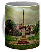 Rottingdean War Memorial And Village Common Coffee Mug
