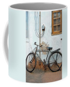 Rough Bike Coffee Mug