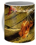 Rough-cut Wall Coffee Mug