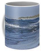 Rough Day At The Beach Coffee Mug