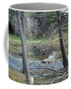 Rough River At Times  Coffee Mug