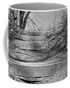 Rough Steps Up The Riverbank Coffee Mug