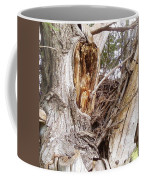 Rough Tree Coffee Mug