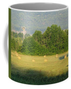 Round Bales Coffee Mug