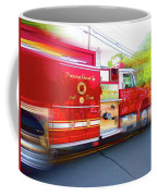 Round Top Vol. Fire Co. Inc. New York 7 Coffee Mug