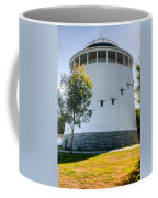 Round Water Tank Bangor Coffee Mug