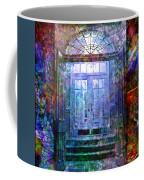 Rounded Doors Coffee Mug by Barbara Berney