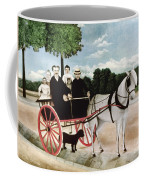 Rousseau: Cart, 1908 Coffee Mug