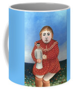 Rousseau: Child/doll, C1906 Coffee Mug