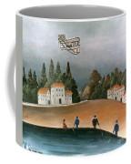 Rousseau: Fishermen, 1908 Coffee Mug