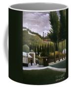 Rousseau: House, C1900 Coffee Mug