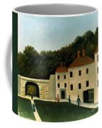 Rousseau:promenaders,c1907 Coffee Mug
