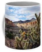 Route 66 Mojave Desert Coffee Mug