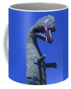 Route 66 Roadside Dinosaur Coffee Mug