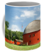 Route 66 Round Barn Coffee Mug