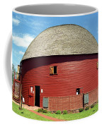 Route 66 - Round Barn Coffee Mug