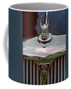 Rover Radiator And Hood Ornament Coffee Mug