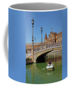 Row Boating In Seville Coffee Mug