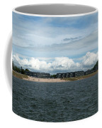 Row Of Clouds Coffee Mug