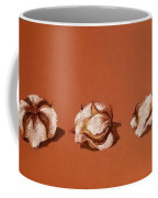 Row Of Cotton Coffee Mug
