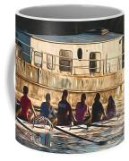 Rowers Coffee Mug